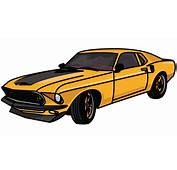 Ford Mustang Boss PNG Clipart  Download Free Images In