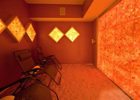 salt room therapy spa cation the salt of the earth at halo wellness center philly