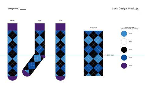sock design template custom sock design template kit free downloads meetsocks