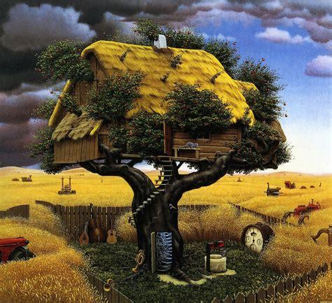 galeria imagenes surrealistas galer 237 a del pintor surrealista jacek yerka 30 imag