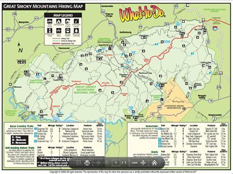 gatlinburg map gatlinburg hiking map www vrbo 558850 or http www mygrandviewcabin or