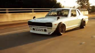Nissan Hakosuka Depth Of Speed Talks Hakosuka With Fatlace Founder