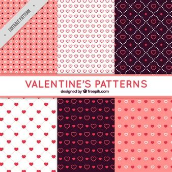 types of pattern in photography kisses pattern vector free download
