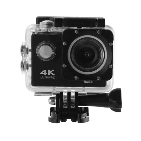 Kamera Waterproof 2 quot 4k 1080p 12mp waterproof sport kamera wifi remote