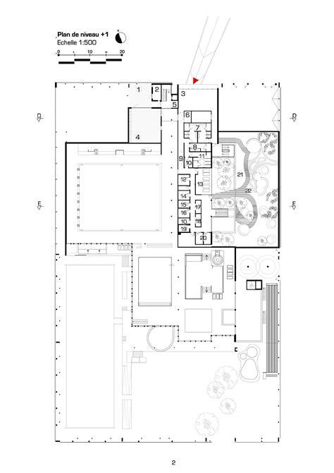Echelle Plan Maison by Echelle Plan Stunning Rez De Chausse Echelle Plan De