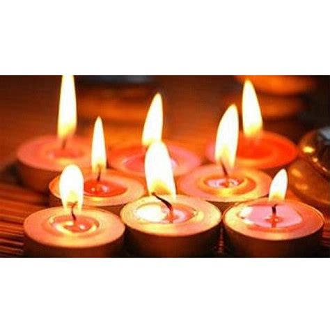 candele paraffina set 8 candele profumate paraffina stoppino tea light