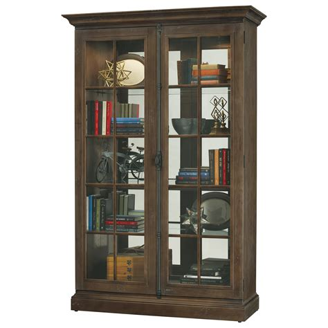 Howard Miller Cabinets by Howard Miller Cabinets Clawson Iii Curio Homeworld