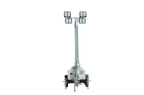 Mobile Led Light new mobile led light tower with diesel powered generator