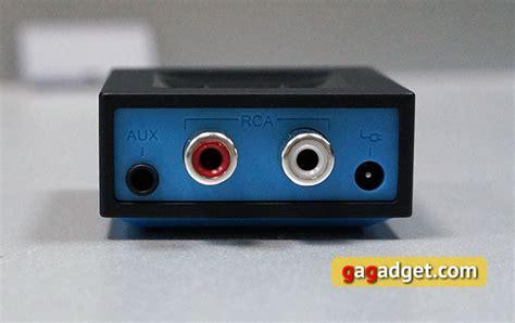 Logitech Bluetooth L Audio Adapter обзор logitech bluetooth audio adapter превращаем любую акустику в беспроводную gagadget