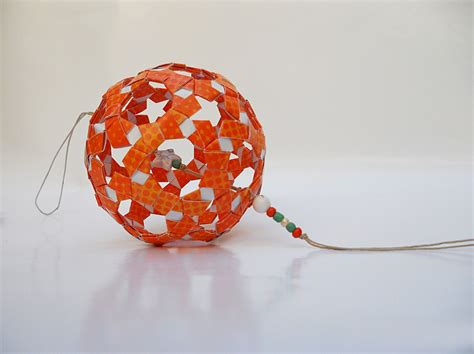 Sphere Origami - pin origami sphere on