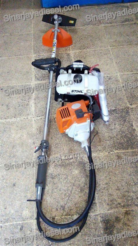 Mesin Potong Rumput Merk Stihl jual mesin potong rumput gendong merk stihl fr 3001 harga