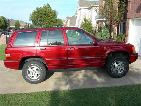 94 jeep grand lifted 4lo my 94 jeep grand zj