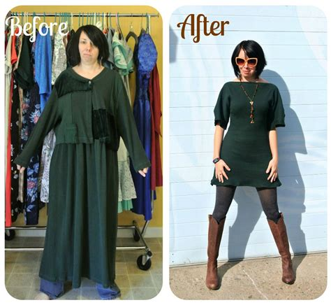wardrobe refashion projects by jillian owens sortra