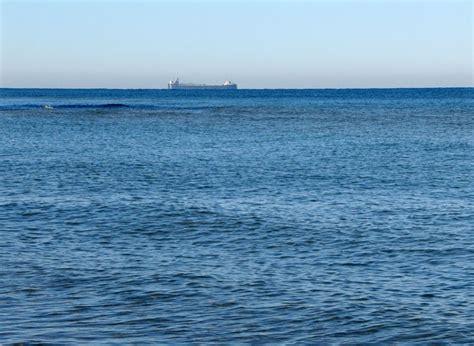 Open Water great lakes open water michigan sea grant