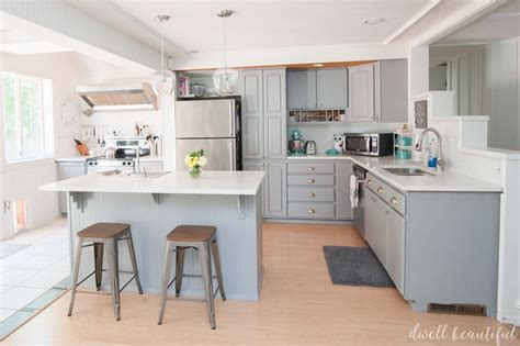 fabulous kitchen cabinet makeover with 10 diy kitchen a mostly diy kitchen makeover for under 5 000 home