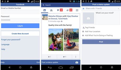 facebook introduces facebook lite android for