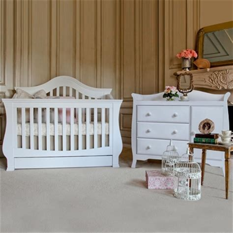 Million Dollar Baby Ashbury Crib White by Million Dollar Baby 2 Nursery Set Ashbury 4 In 1