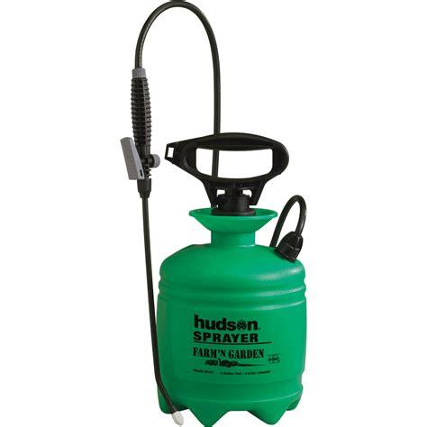 hudson farm and garden portable sprayer 1 gallon