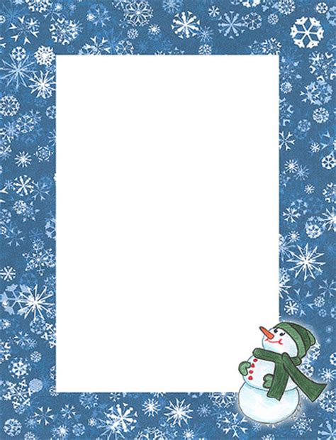 printable snowman stationery snowman looking up stationery flickr photo sharing
