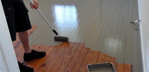 Cómo pintar suelos de madera   BlogDecoraciones