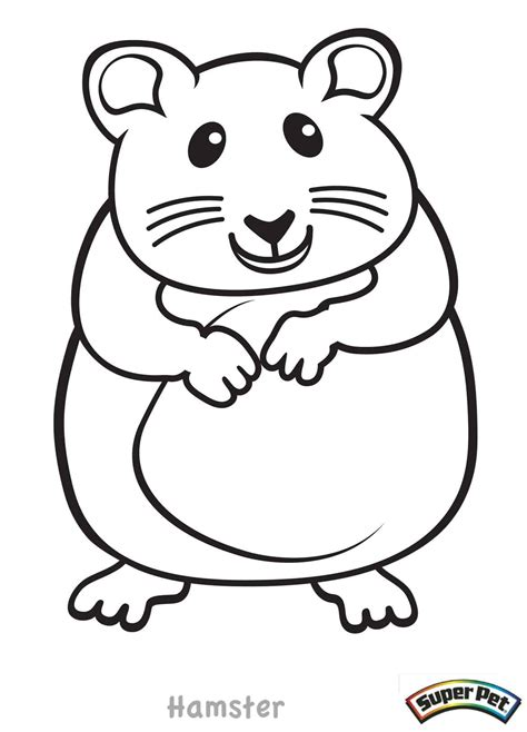 color page critter coloring pages