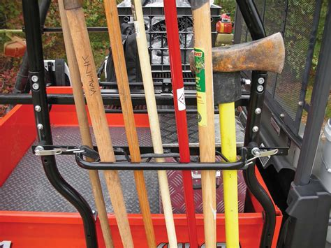 Landscape Tool Rack landscape truck bed rack search gardening tools