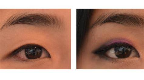 cara membuat alis untuk mata sipit cara makeup mata sipit tanpa kelopak makeup vidalondon
