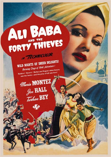 alibaba film ali baba and the forty thieves dvd zavvi