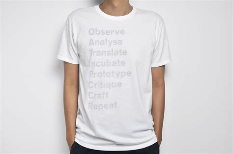 Tshirt Anonymous 02 design studio anonymous on how to survive in business
