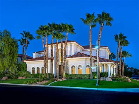 Spanish Hills Luxury Homes For Sale Las Vegas Summerlin Luxury Homes