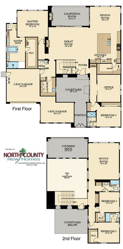crown point floor plan 1 county new homes