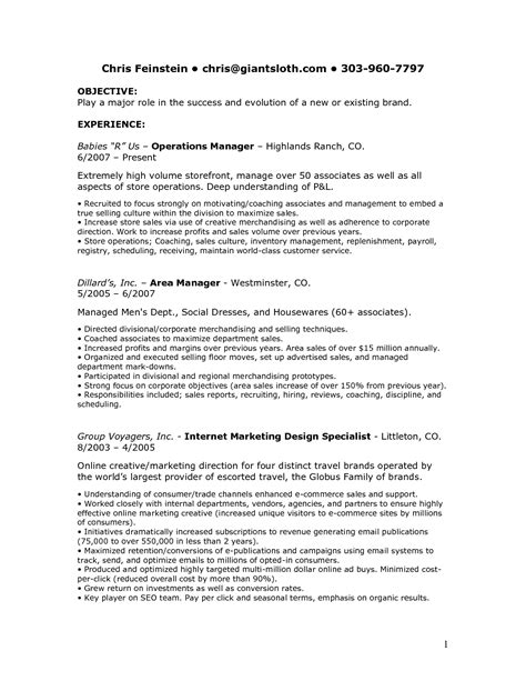 great sales resume example pictures sample sales resume