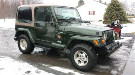 1998 jeep wrangler 4 0l southern jeep no reserve sport
