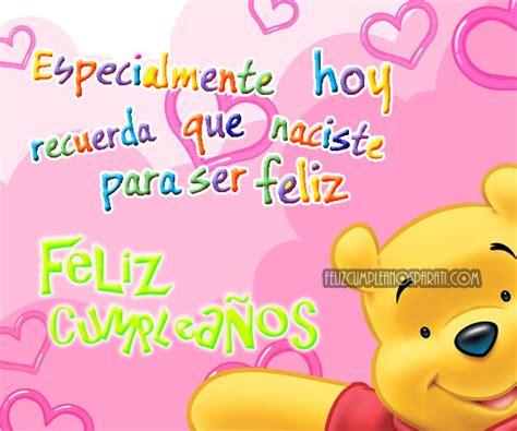 imagenes cumpleaños winnie pooh lindas imagenes de feliz cumplea 241 os de winnie pooh