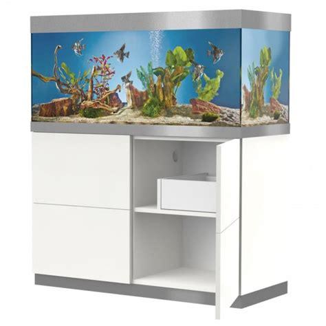 Box Lu Akuarium acquario oase highline 400 finitura oceano snc