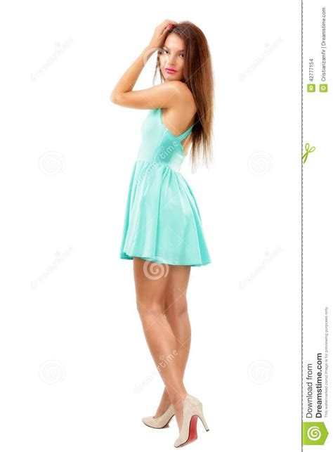 who is the woman wearing a blue dress in the viagra commercial beautiful young slim brunette woman wearing a blue dress