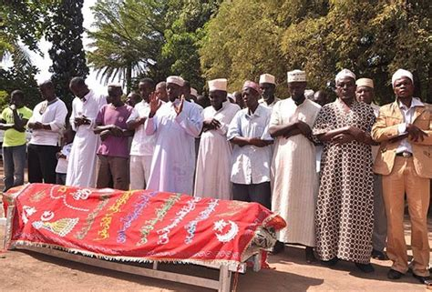 sheikh funeral traditions us president obama s given islamic burial in kenya