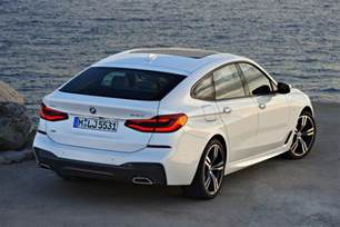 Bmw Series 6 World Premiere 2018 Bmw 6 Series Gran Turismo