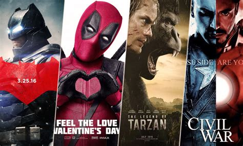10 film hollywood tersedih top 10 upcoming hollywood movies to watch in 2016