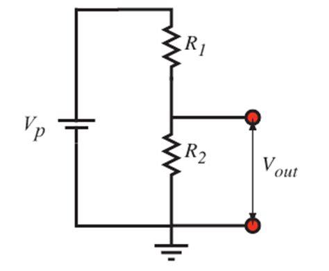 capacitor divider vs resistor divider voltage divider imjustinphysics