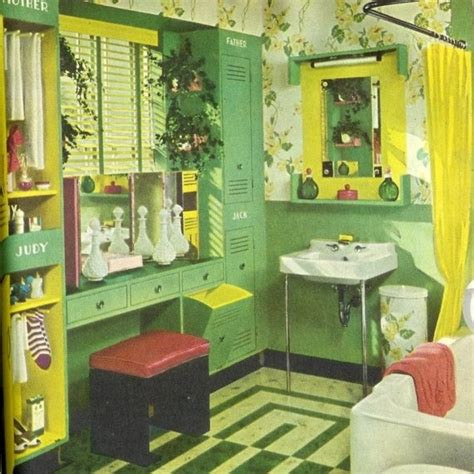1948 interior decorating 1000 images about interiors on living