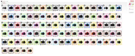doodle todas las combinaciones pentax k x hasta 100 combinaciones de color en 243 n