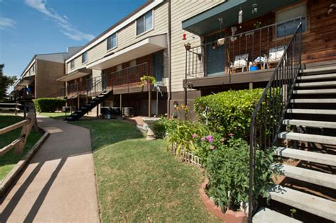 Oklahoma City Apartment Market Overview Altus Equity Acquires 124 Unit Cedar Apartment