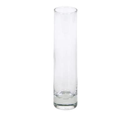 7 5 cylinder bud vase pack of 3 clear 5037543cl 9 75
