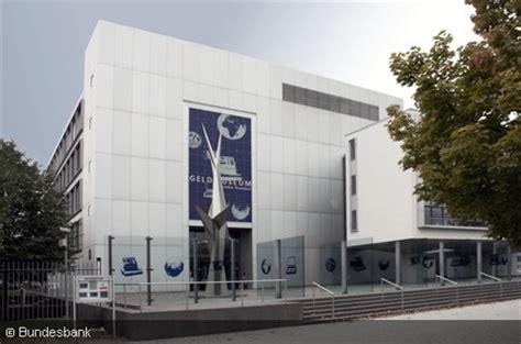 bundas bank deutsche bundesbank money museum