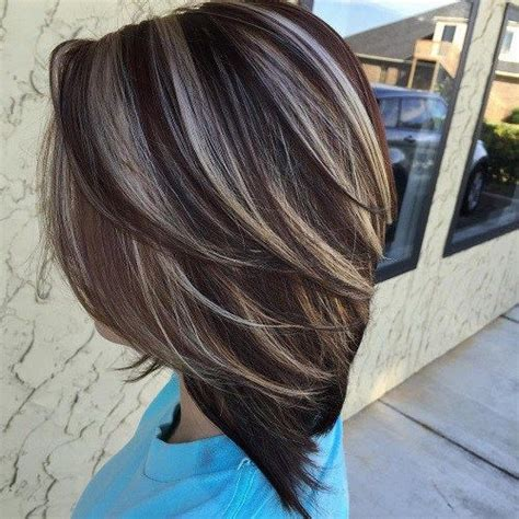 highlights on dark hair 50 25 best ideas about dark hair highlights on pinterest