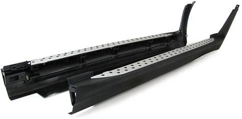pedane x3 pedane laterali sottoporta bmw x3 e83 04 10