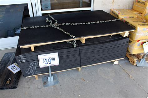 Tsc Stall Mats by Tractor Supply 5x8 Trailer Bed Material Mytractorforum