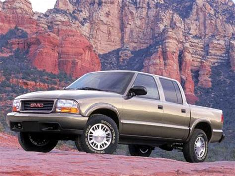 blue book value used cars 1994 gmc sonoma electronic throttle control 2002 gmc sonoma crew cab pricing ratings reviews kelley blue book