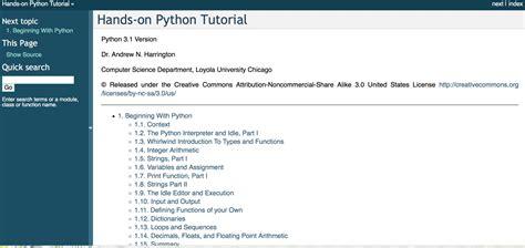 Python Tutorial Best | best python tutorial donttouchthespikes com